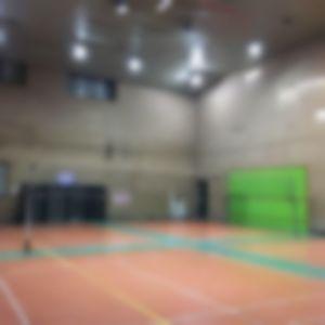 سالن والیبال و بدمیتون مجموعه کوثر مشهد