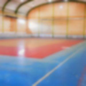 سالن ورزشی خانه فوتسال مشهد