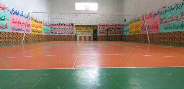 سالن والیبال ثامن