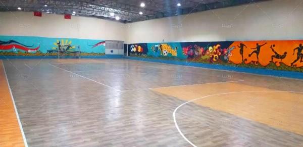 سالن ورزشی شاهرخی دیوکتی