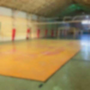 سالن والیبال آبی هشتم 1 مشهد